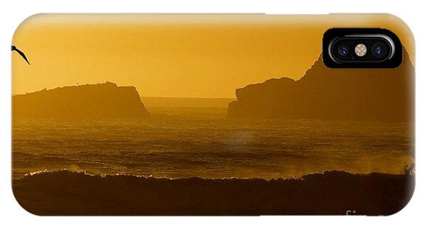 Golden Coast IPhone Case
