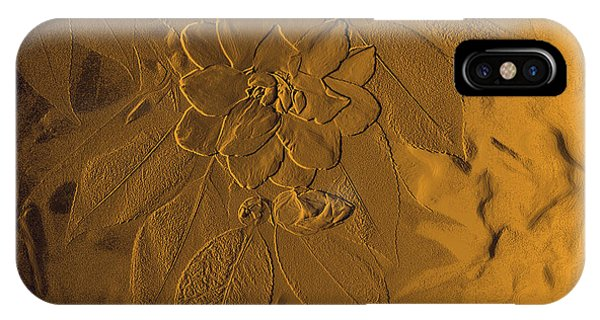 Golden Effulgence IPhone Case
