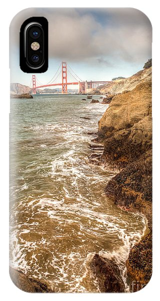 Golden Gate Bay IPhone Case