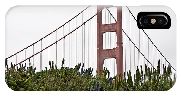 Golden Gate Bridge 1 IPhone Case
