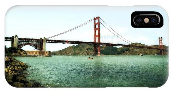 Golden Gate Bridge 2.0 IPhone Case