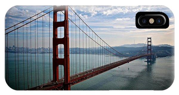 Golden Gate Open IPhone Case