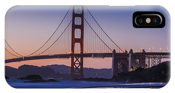 Golden Gate Photographers IPhone Case