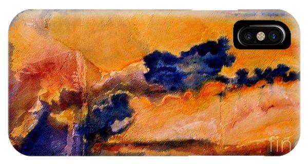 Golden Sunset Phone Case by Julia  Walsh