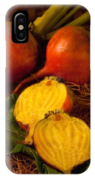 Golden Turnips IPhone Case