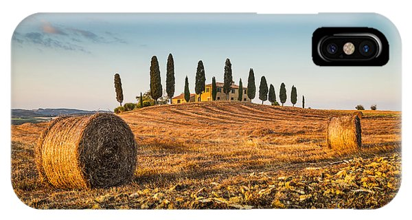 Golden Tuscany 2.0 IPhone Case