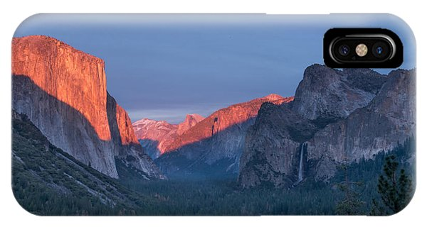Bridal iPhone Case - Golden Yosemite by Bill Roberts