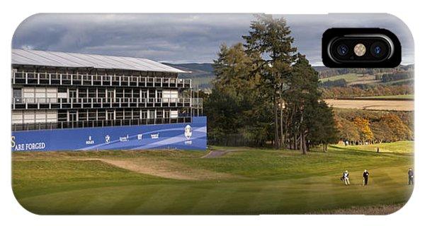 Golf Gleneagles 2014 IPhone Case