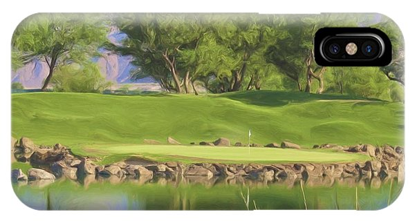 Golfers Lament - Alcatraz IPhone Case
