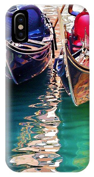 Gondola Love IPhone Case