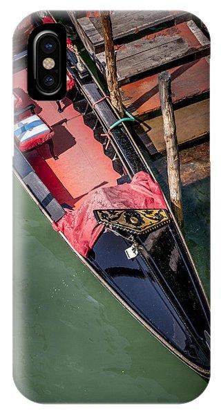 Gondola Venice Italy IPhone Case