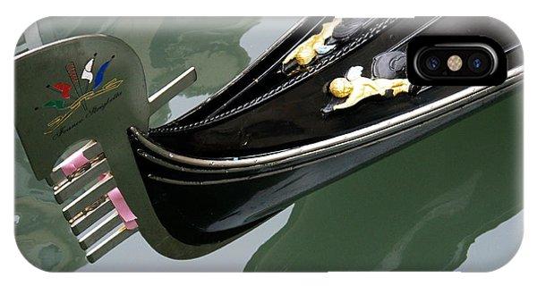 Gondola's Ferro IPhone Case