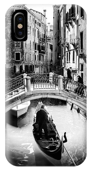 Gondolier IPhone Case
