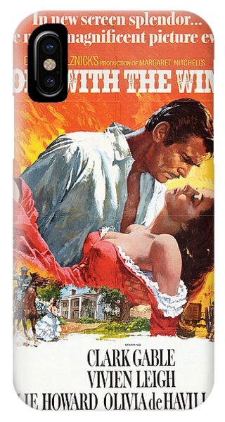 Gone With The Wind - 1939 IPhone Case