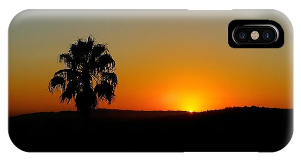 Good Evening Los Angeles IPhone Case