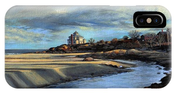 Good Harbor Beach Gloucester IPhone Case