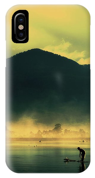 Dawn iPhone Case - Good Morning by Jay Satriani