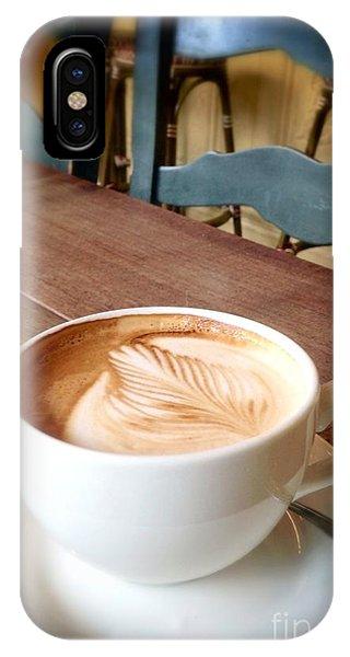 Good Morning Latte IPhone Case