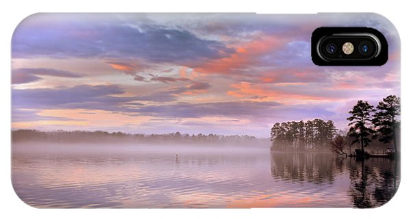 IPhone Case featuring the photograph Good Morning by Lisa Wooten