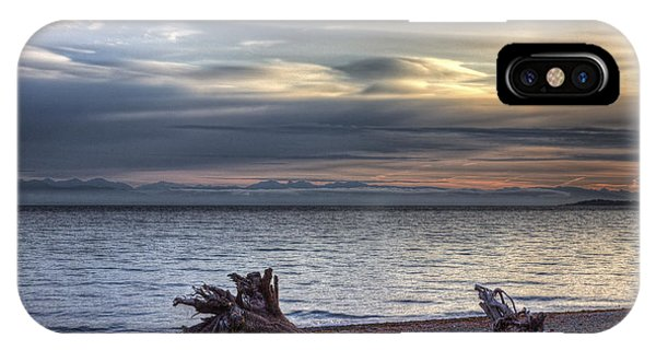 San Pareil Sunrise IPhone Case