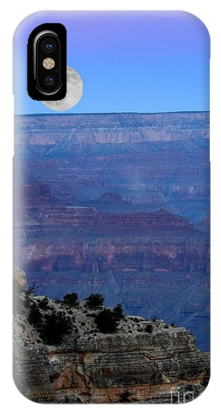 Good Night Moon IPhone Case