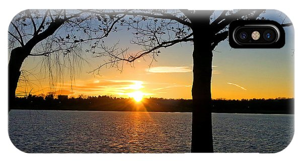 Good Night Potomac River IPhone Case