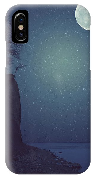 Moonlight iPhone Case - Goodnight Moon by Carrie Ann Grippo-Pike