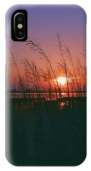 Goodnight Sun IPhone Case