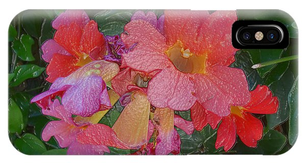 Goodnight With Love And Flowers  Phone Case by Kenneth James