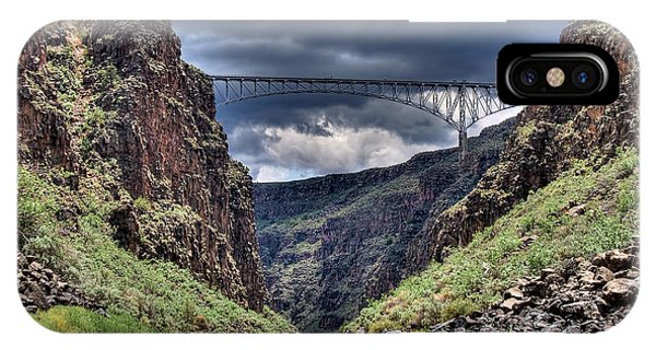 Gorge Bridge IPhone Case