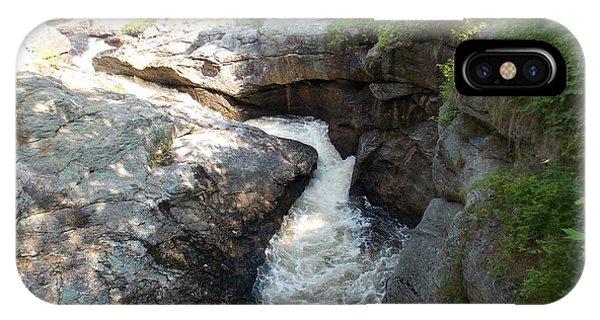 Gorge In Paris Maine IPhone Case