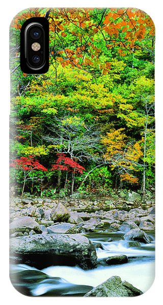 Goshen Pass And Maury River Phone Case by Bijan Pirnia