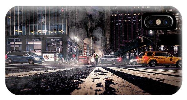 Gotham - Breaking Dawn Phone Case by Jackson Carvalho