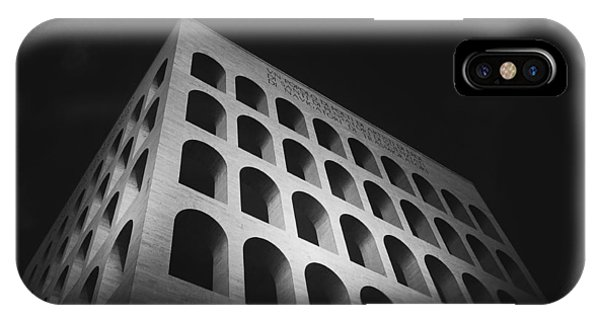 Dark iPhone Case - Gothic Balilla by Simone Arati