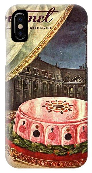 Gourmet Cover Featuring Ham Mousse IPhone Case