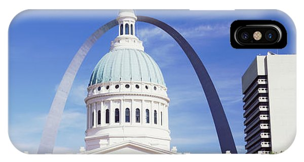 Capitol Building iPhone Case - Government Building Surrounded by Panoramic Images