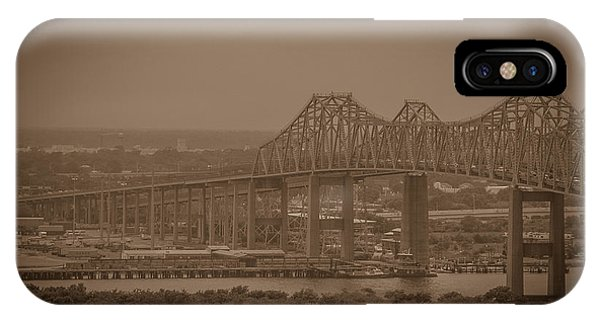 Grace And Pearman Bridges IPhone Case