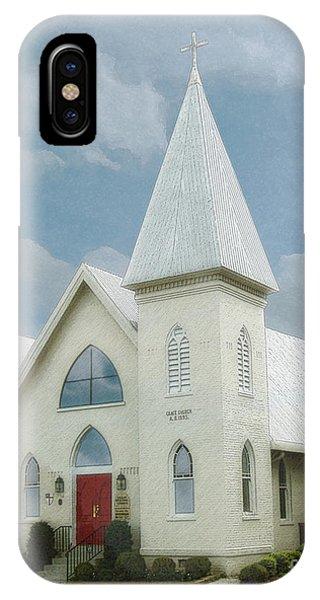 Grace Church IPhone Case