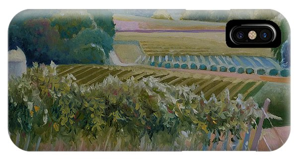 Grace Vineyards No. 1 IPhone Case