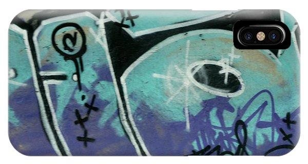Graffiti South France Phone Case by Phoenix De Vries