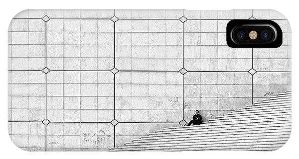French iPhone Case - Graficon by Jure Kravanja
