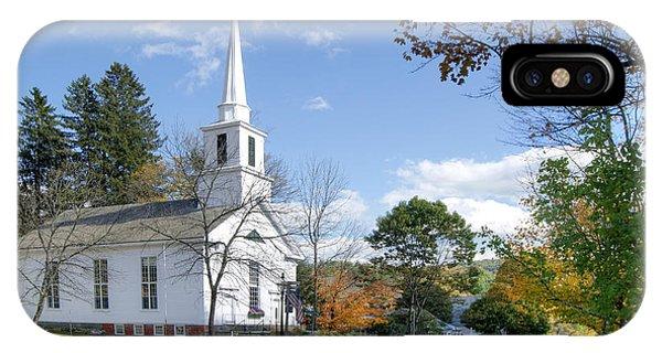 Grafton Church IPhone Case