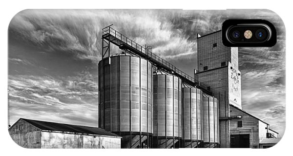 Grain Elevator IPhone Case
