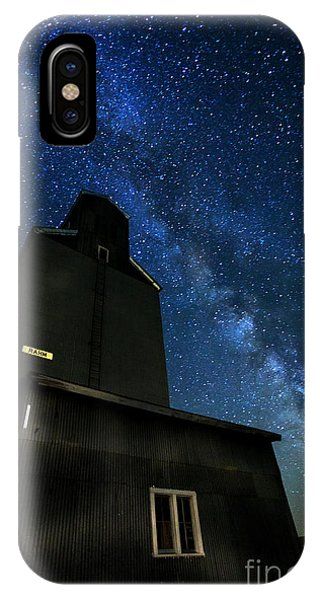 Grain Elevator  IPhone Case