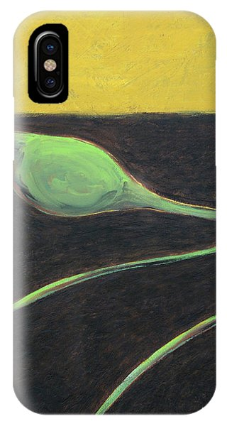 Grain Emanation IPhone Case