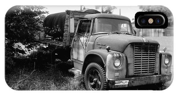 Grampa's Trucks IPhone Case