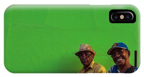 Granada Green IPhone Case