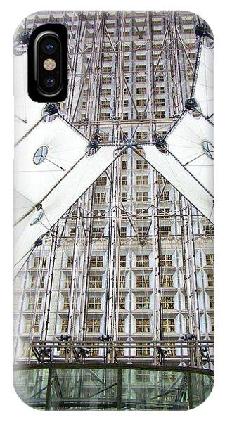 Grand Arche  IPhone Case