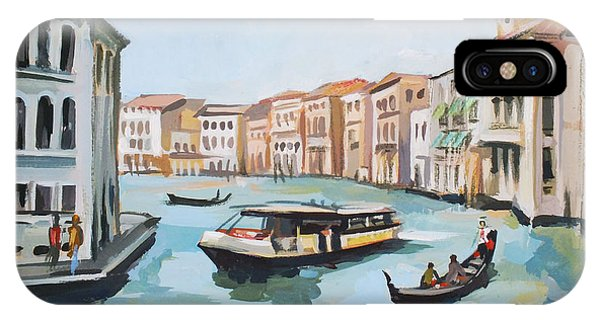 Grand Canal 2 IPhone Case