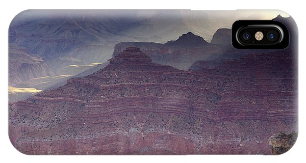 Grand Canyon - Clearing Storm IPhone Case